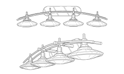 <h5>US PAT# D576,339</h5><p>Light fixture design patent for L.D. Kichler Co.</p>